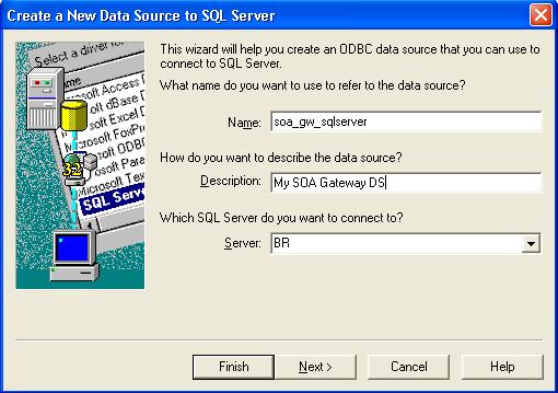 Using Portus to access Microsoft SQL Server databases